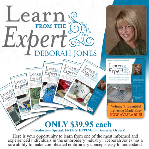 Learn from the experts DVD Series